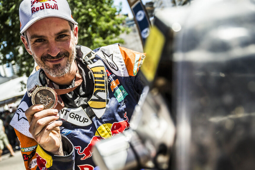 Jordi Viladoms è il nuovo DS del Red Bull KTM Factory Rally Team