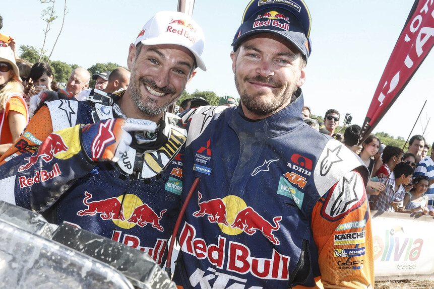 Jordi Viladoms è il nuovo DS del Red Bull KTM Factory Rally Team (2)