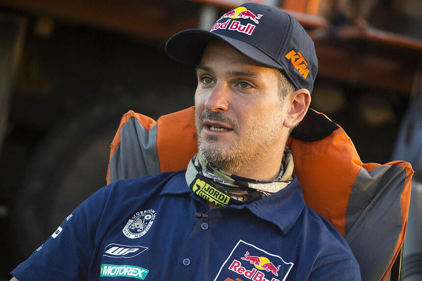 Jordi Viladoms è il nuovo DS del Red Bull KTM Factory Rally Team (5)