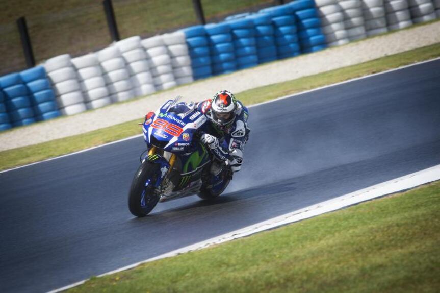 MotoGP, test Phillip Island: prima giornata rovinata dalla pioggia (2)