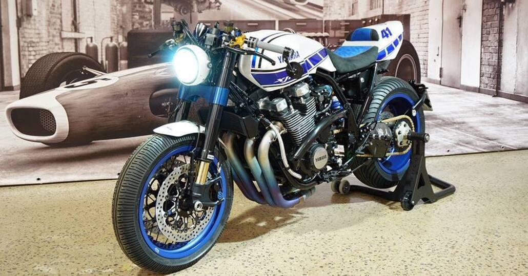 Yamaha XJR 1300 Ronin