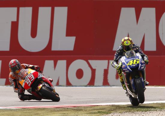 MotoGP. Dorna chiede a piloti e team quando penalizzarli