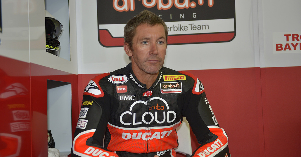 Il team di Bayliss wildcard a Phillip Island