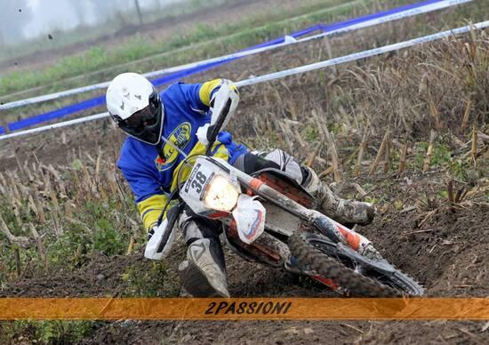 Il Moto Club Chieve ospita il Campionato Italiano di Enduro
