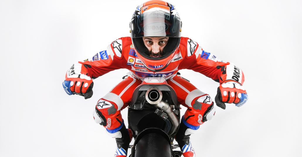 """MotoGP. Dovizioso: """"Sono realista: siamo competitivi"""""""