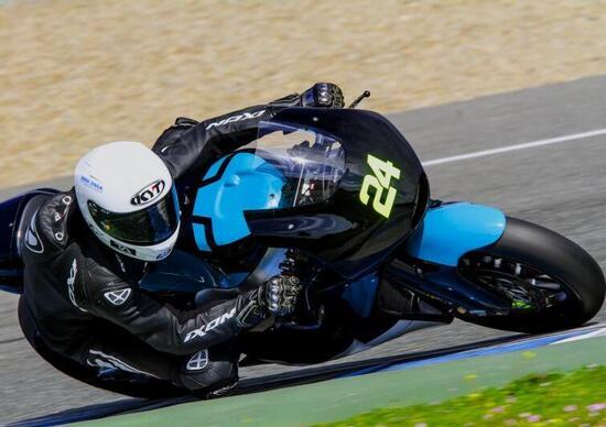 Conclusi a Jerez i test di Moto2 e Moto3