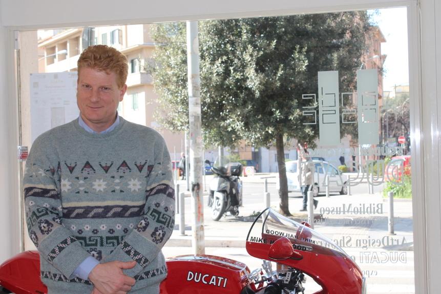 Ducati a Roma: la memoria oltre la storia  (3)