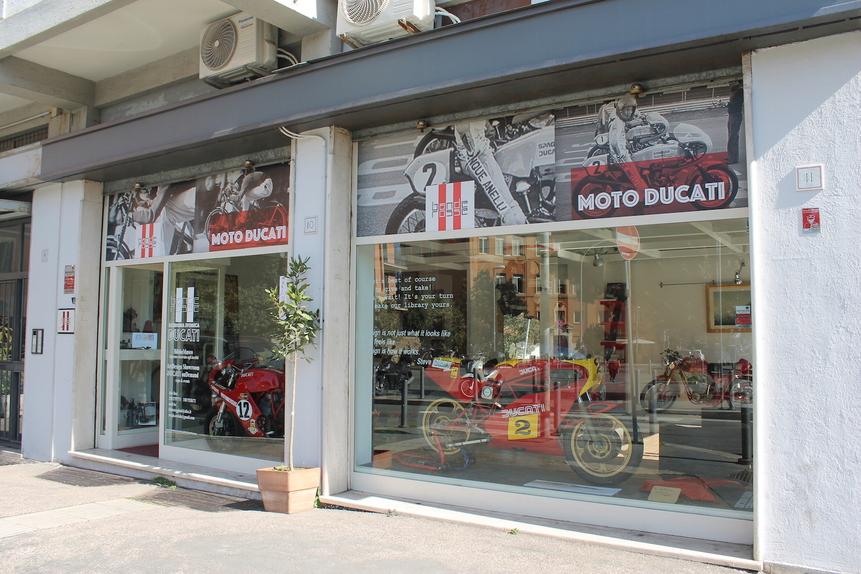 Ducati a Roma: la memoria oltre la storia  (5)