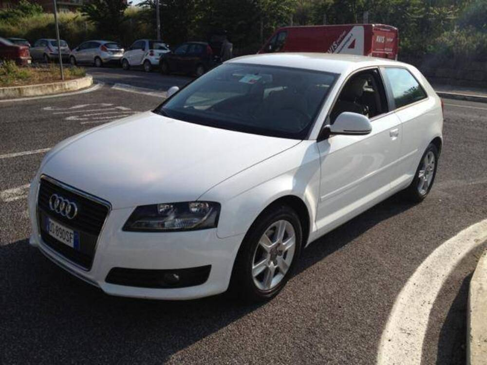 Audi a3 rs3 sportback usata 3