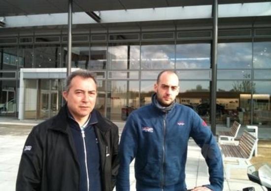 Intervista. Muzzo e Di Giacomo ci parlano della Honda VFR1200F DCT