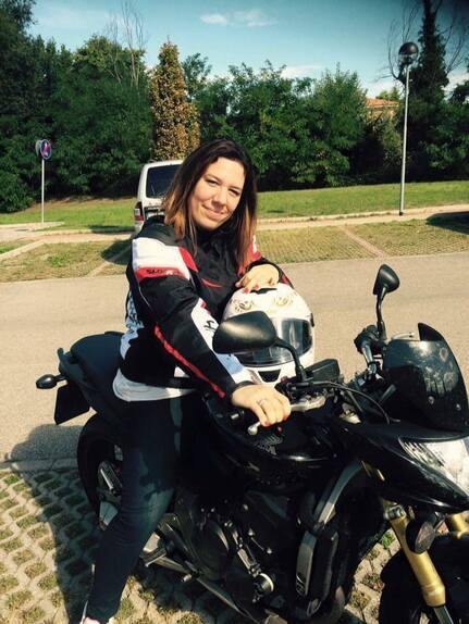 Donne in moto: le vostre foto! (5)
