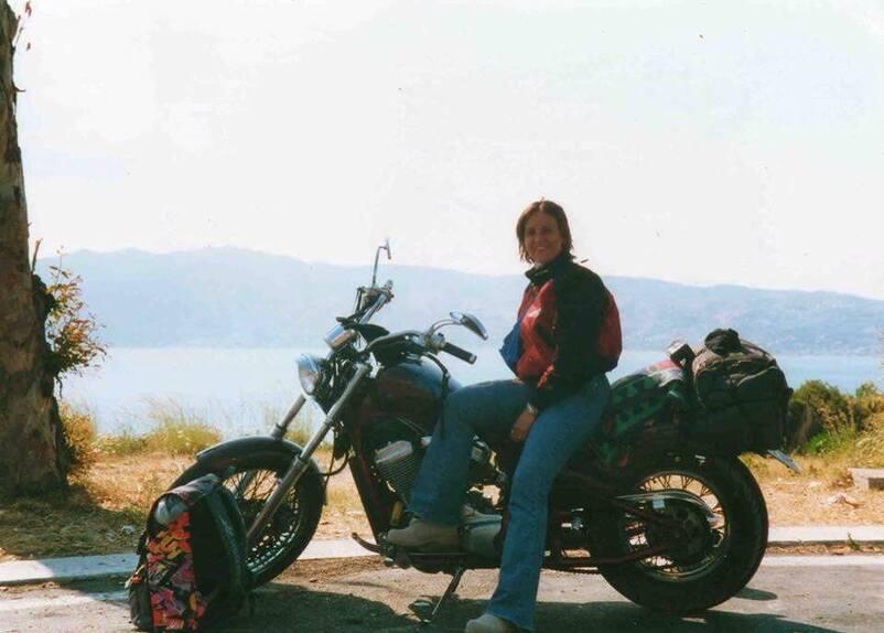 Donne in moto: le vostre foto!