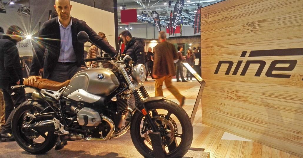 """Stefano Ronzoni (BMW): """"L'Africa Twin non ci danneggia. La GS si rivolge a una clientela diversa"""""""