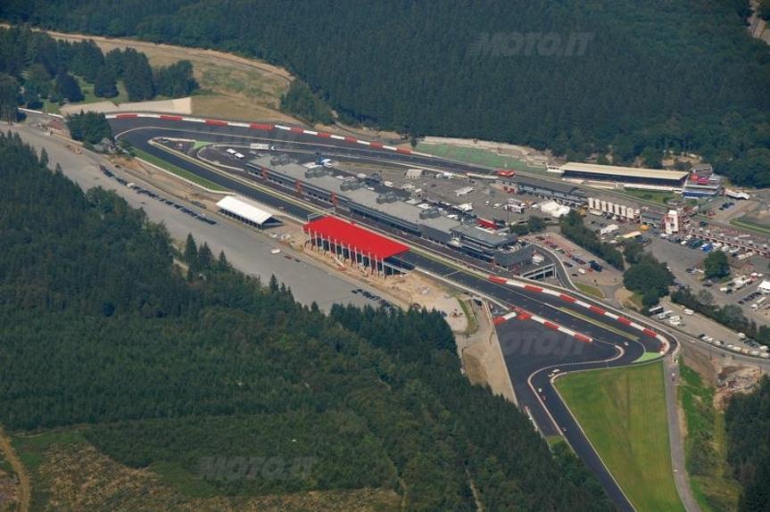 Circuito Spa : Moto guzzi d epoca sul circuito di spa news
