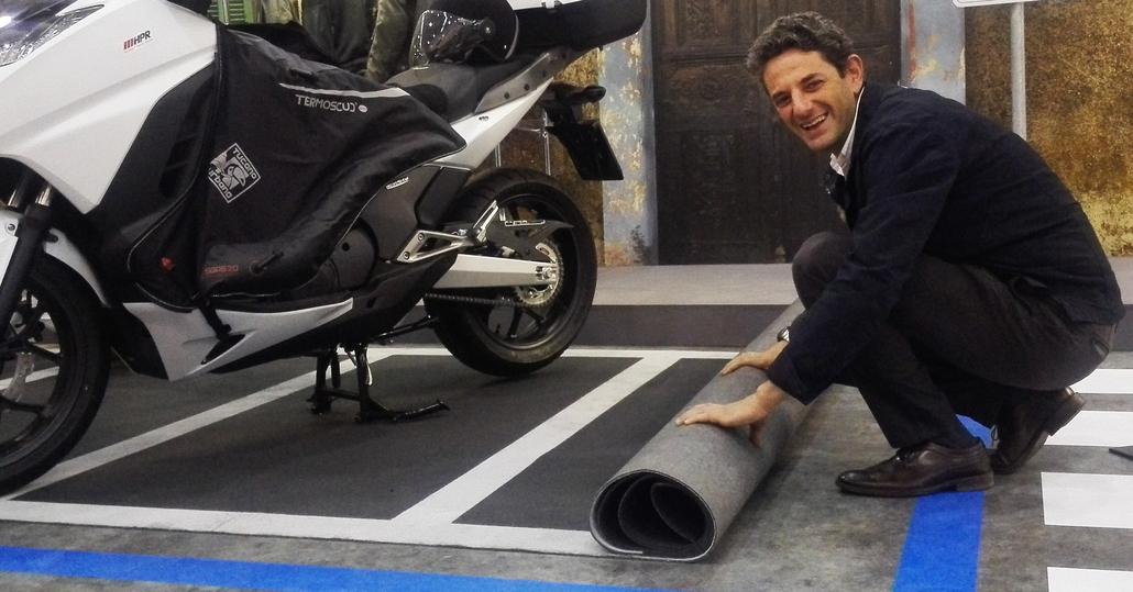 """Diego Sgorbati (Tucano Urbano): """"Torniamo a essere un brand nella testa dei motociclisti"""