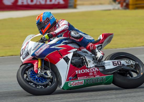 SBK 2016. GP Thailandia.VdMark chiude in testa le cronometrate