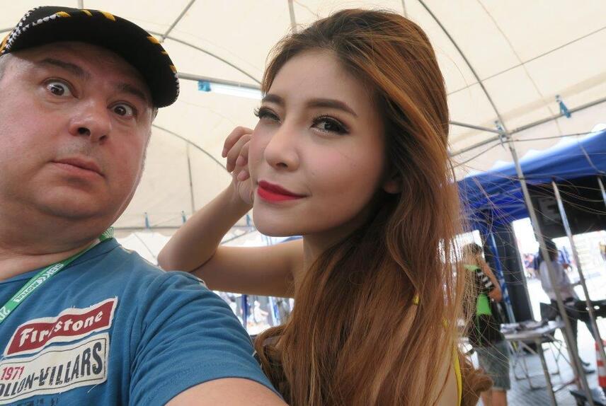 SBK 2016. Le foto dietro le quinte del GP di Thailandia (4)