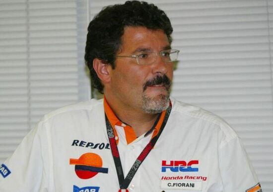 Carlo Fiorani alla guida della comunicazione Honda Racing