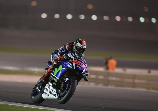 """MotoGP 2016. Lorenzo: """"Competitivo con tutte le gomme"""". Iannone: """"Bisogna pensare a vincere"""""""