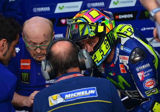 MotoGP 2016. Rossi: Nel passo mi sento veloce