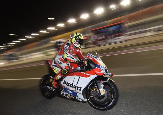MotoGP 2016. Qatar 2016. Ducati, non solo motore