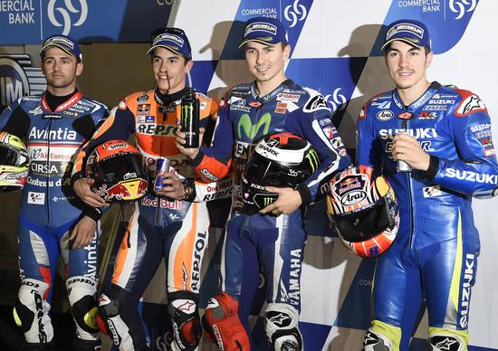 MotoGP 2016. Spunti, considerazioni e domande dopo le qualifiche del GP del Qatar