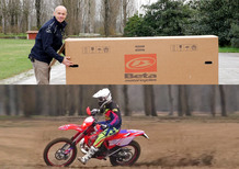 Beta RR300 Racing 2016: unboxing e test
