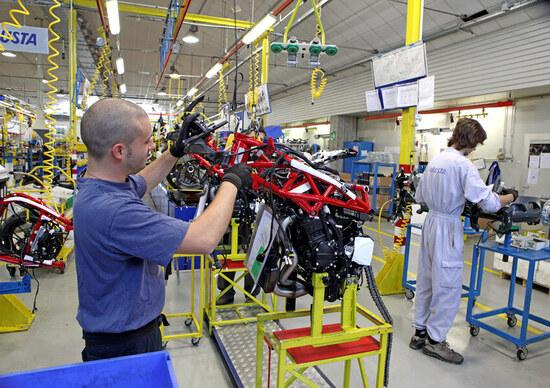 MV Agusta chiede il concordato di continuità