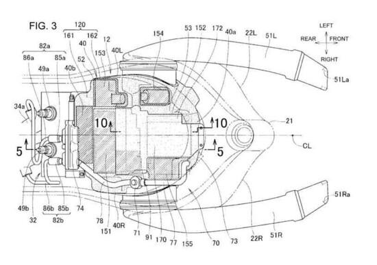 Honda, nuova CBR 1000 o nuova RC con il V4?