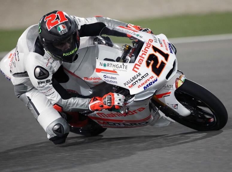 Moto2 e Moto3, vietate le alette