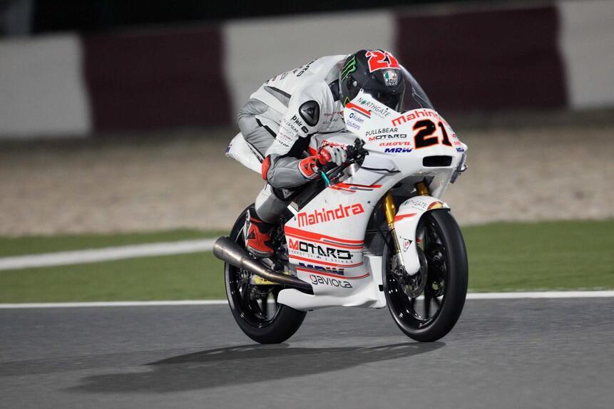 Moto2 e Moto3, vietate le alette (3)