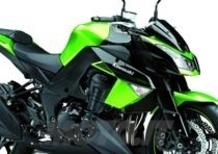 I nuovi colori delle Kawasaki 2011