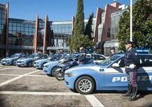 BMW: nuova flotta per la Polizia Stradale