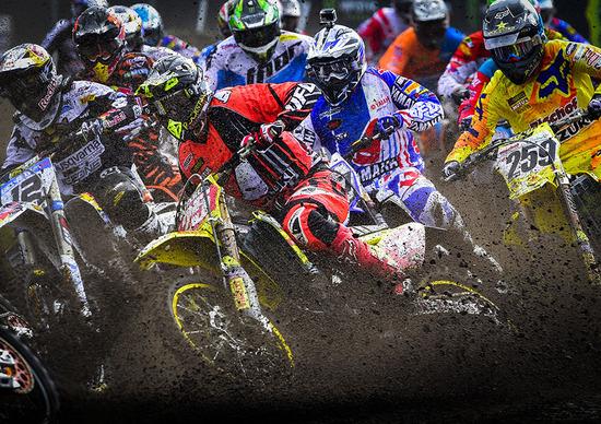 MXGP 2016. Orari TV GP d'Europa