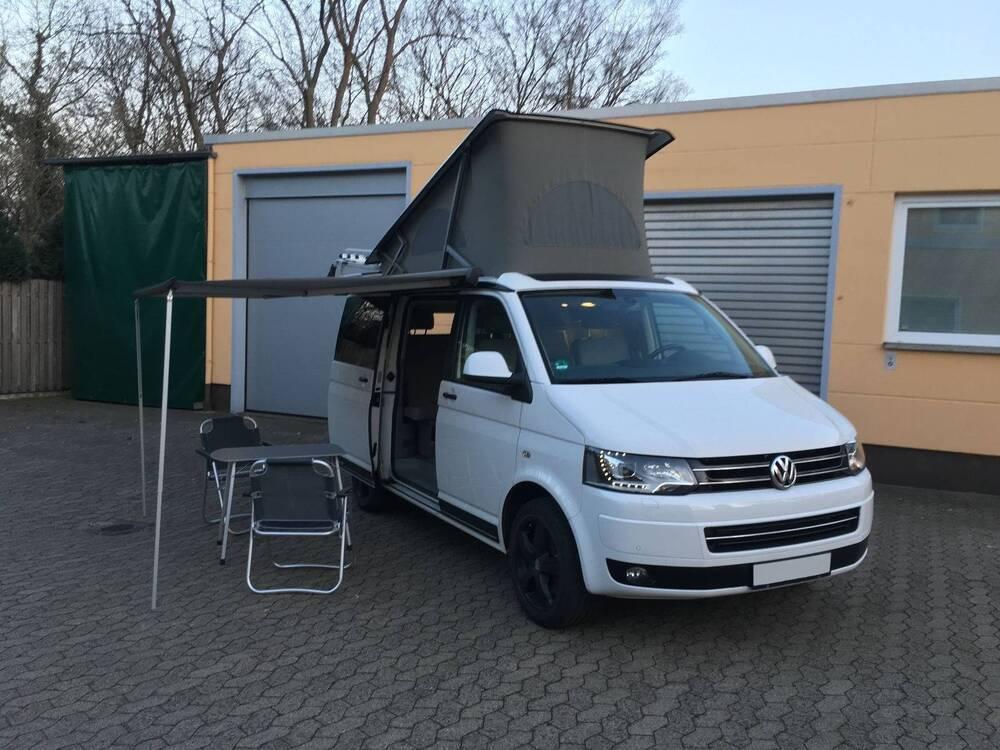 Volkswagen California 2.0 BiTDI 180CV 4 Motion DSG PL Comfortline del 2014 usata a Milano usata