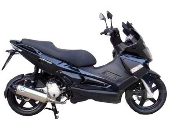 IXIL SC4R Evolution Scooter 4T Gilera Nexus 125