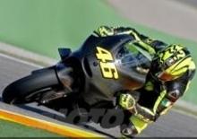 Test Valencia. Rossi decimo, primo Lorenzo poi Stoner. I commenti dal box