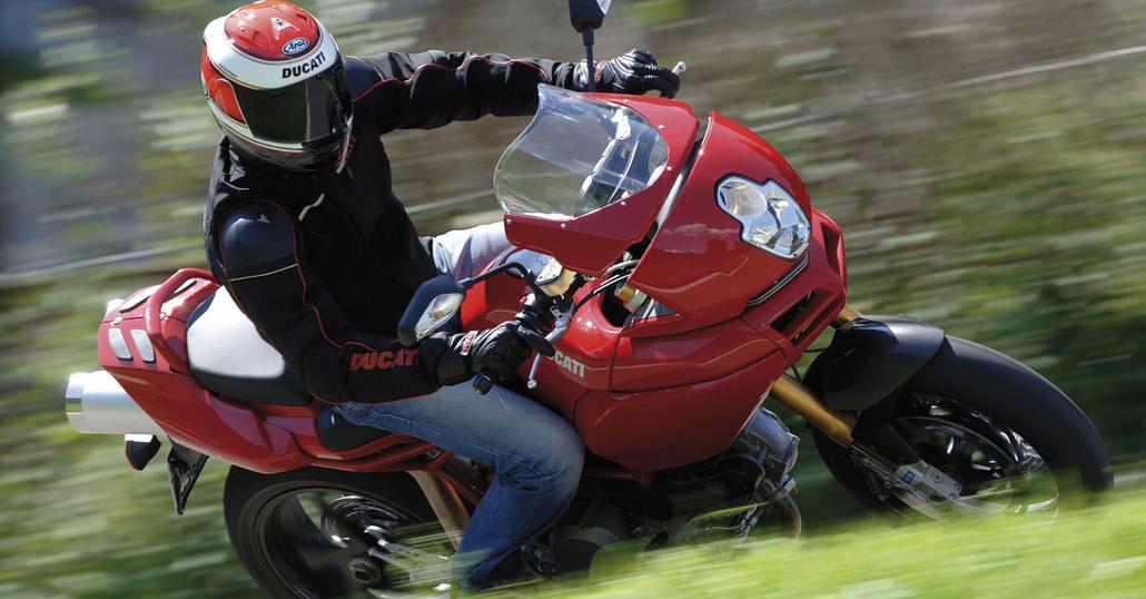 Ducati Multistrada 1100S