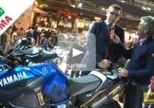 Yamaha XT1200Z Super Ténéré Concept. Intervista a Paolo Pavesio