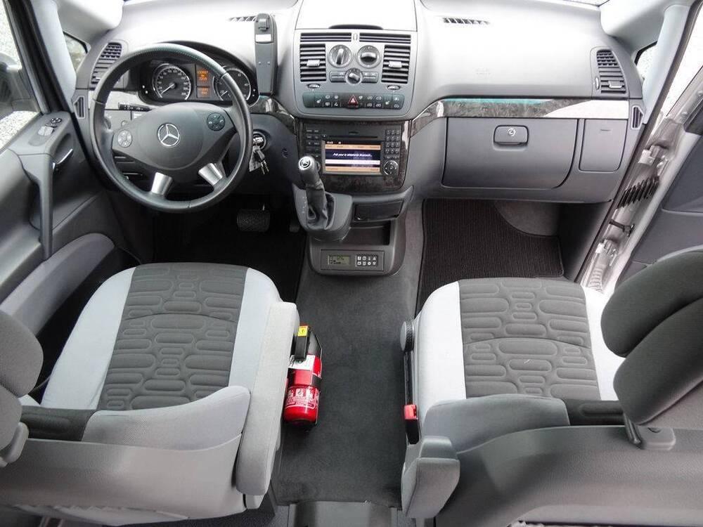 Mercedes-Benz Viano 3.0 CDI Marco Polo del 2014 usata a Napoli usata
