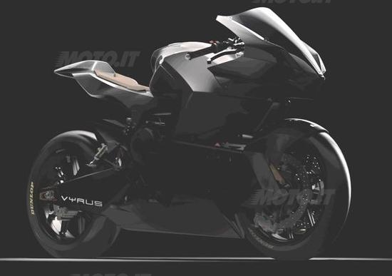 Vyrus 986 M2. Una special per la Moto2