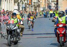 Honda sponsor tecnico della Maratona di Roma