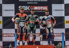 SBK 2016. GP d'Olanda. Rea vince gara 1 ad Assen