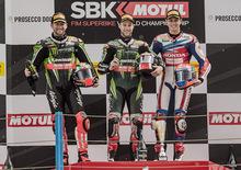 SBK 2016. GP d'Olanda. Rea vince anche Gara 2 ad Assen