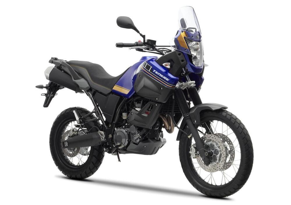 Yamaha Xt  Abs