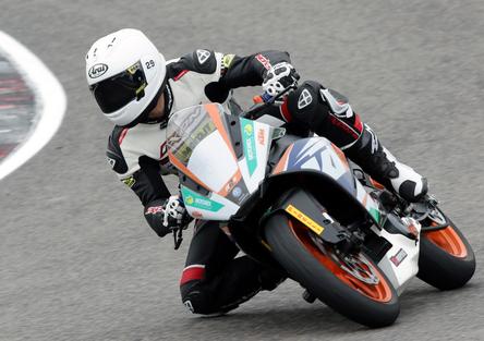 KTM RC 390 Cup SP4T