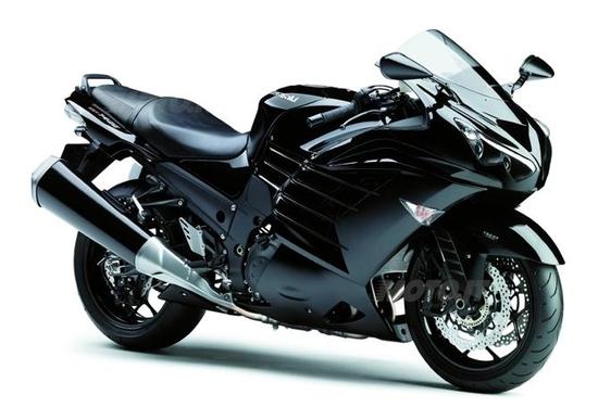 Nuova Kawasaki ZZR 1400 2012