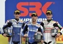 Melandri si aggiudica Gara 2 del GP del Portogallo
