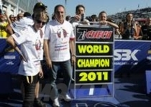 Carlos Checa resta con il team Ducati Althea!