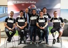 L'Althea BMW Racing Team a Milano
